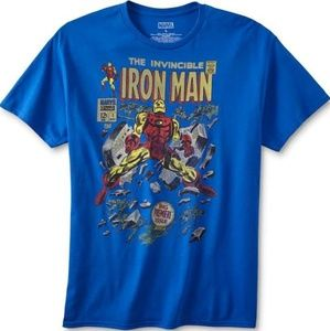 Iron Man graphic T-shirt from Marvel